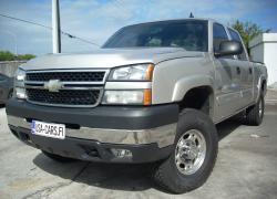 Chevy Silverado 2500HD CrewCab 4x4 Diesel