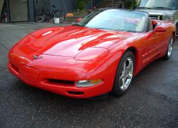 Chevy Corvette C5