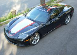 CorvetteC6 Grand Sport Stripes