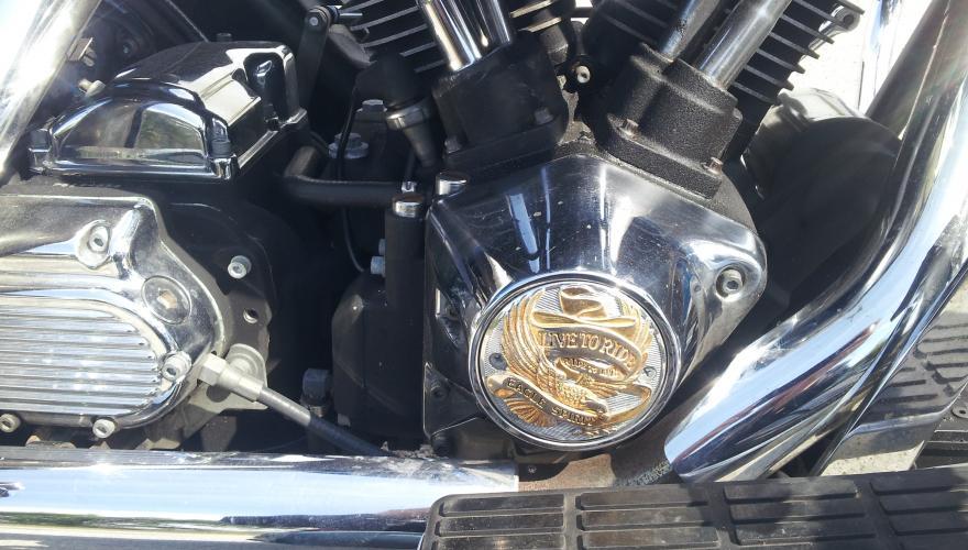 Harley  1340cc