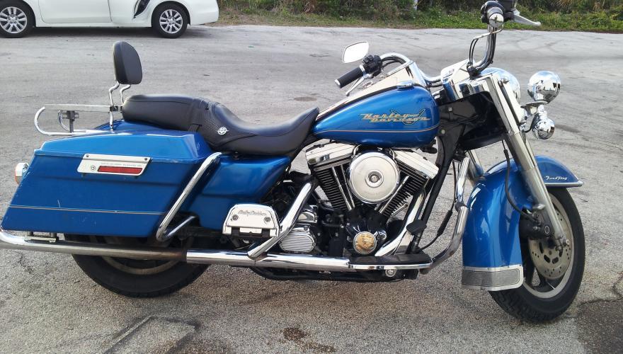 Harley Davidson  -96