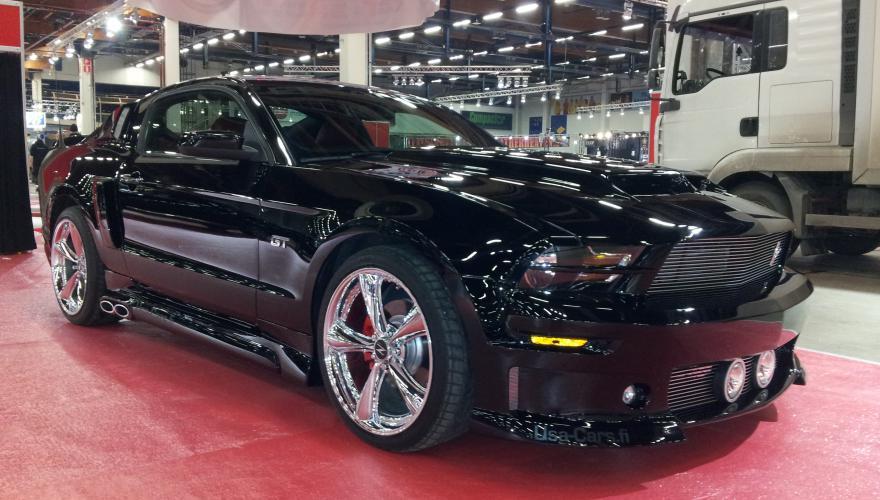 Eleanor  Mustang  2010  GT