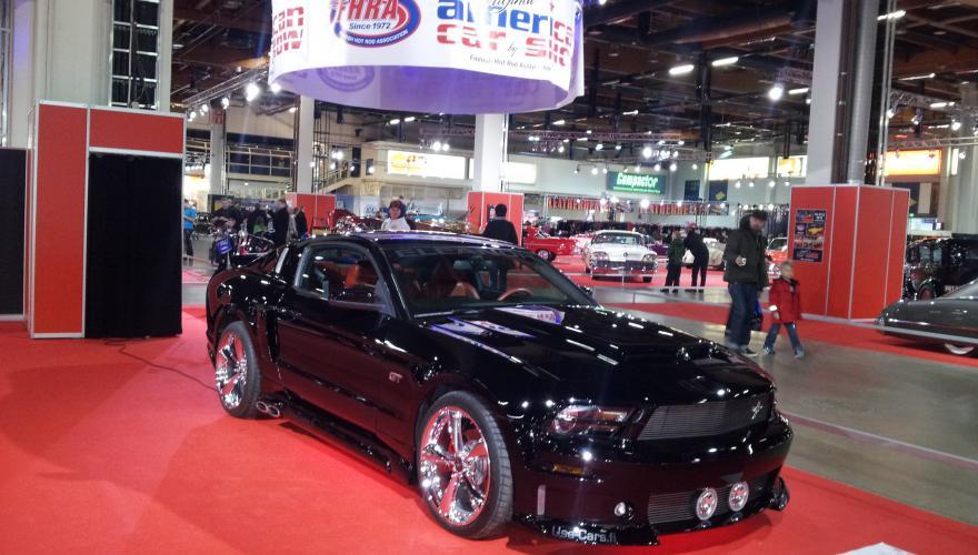 ACS  Mustang 2013