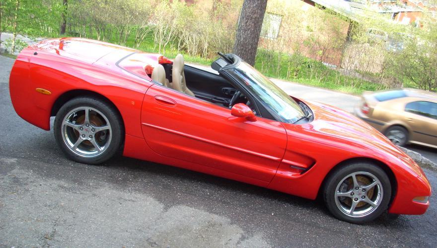 Corvette C5 Conv.