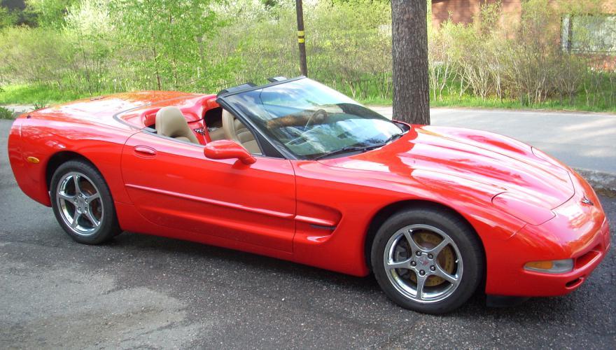 Chevy Corvette C5