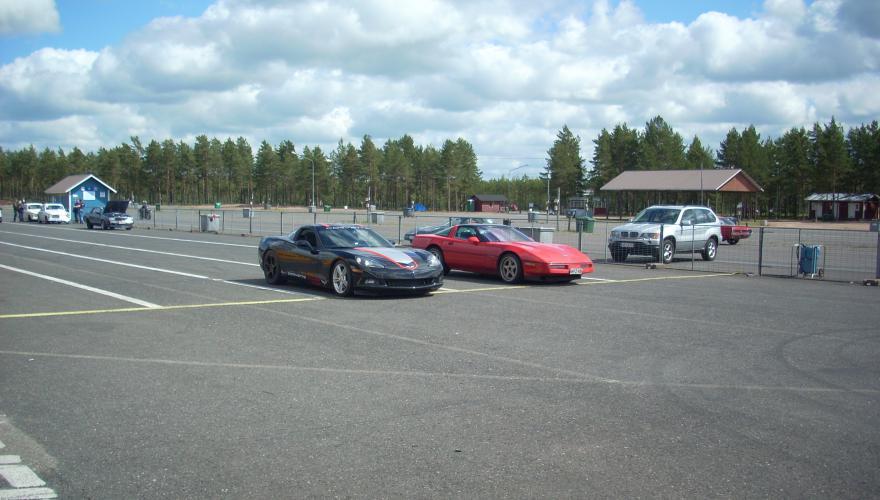 Corvette C6 Strip
