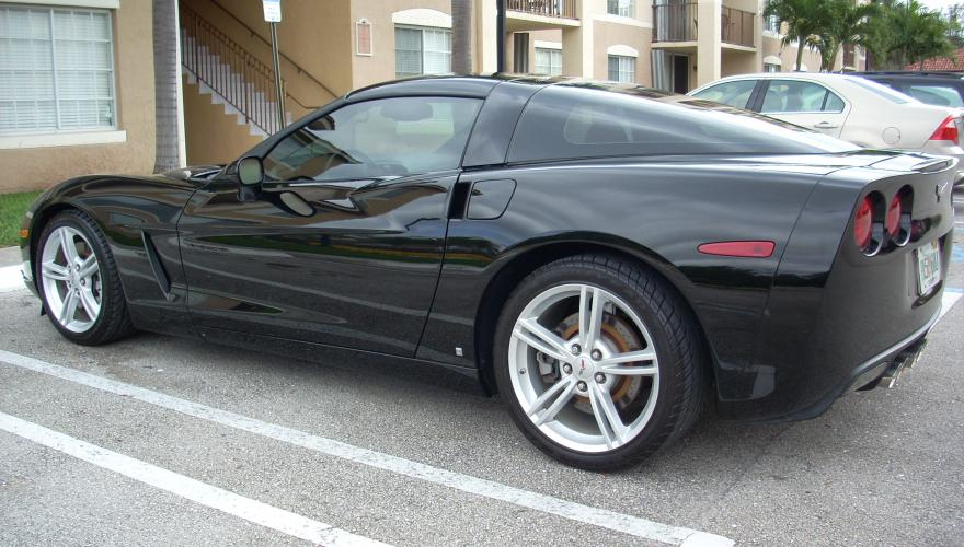 Chevrolet Corvette C6 Coupe 2008
