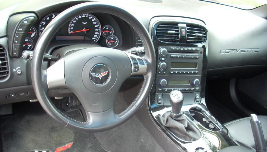 Corvette C6 2008 Dash